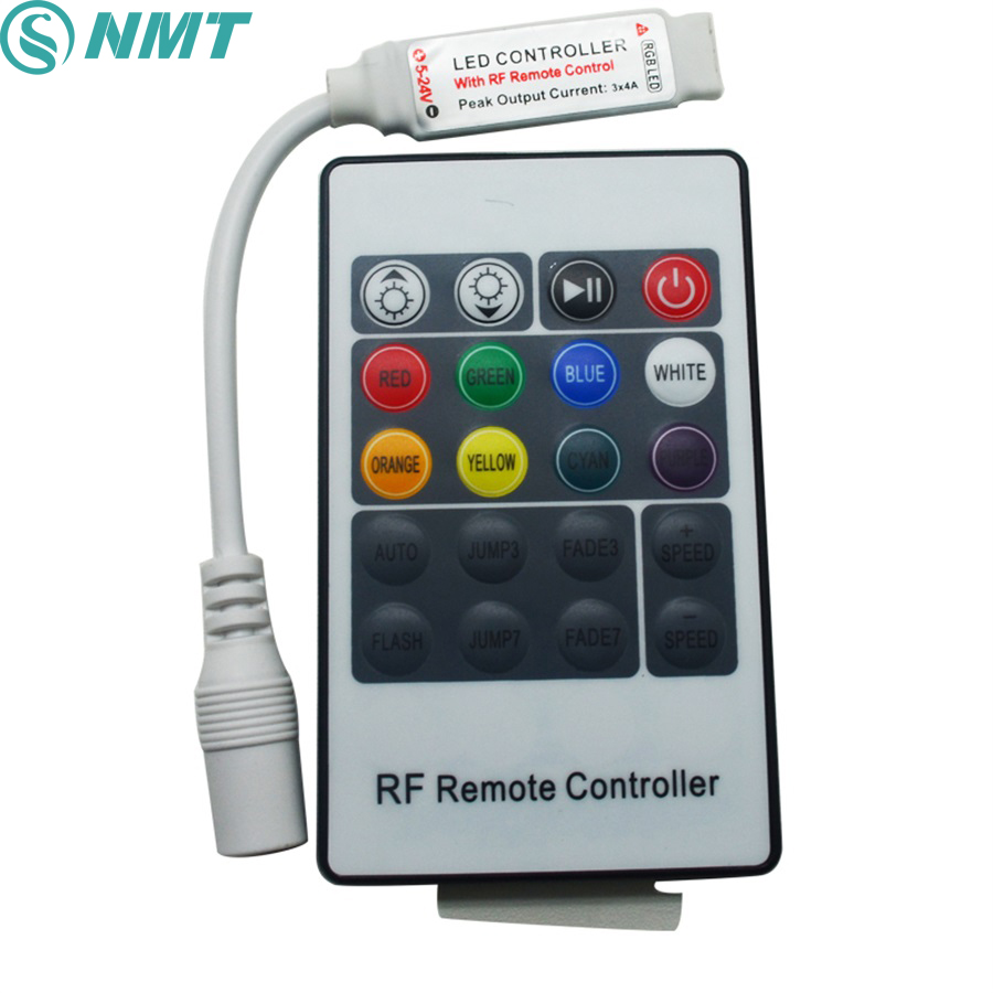 Mini Rgb Led Controller With Wire Groothandelxl