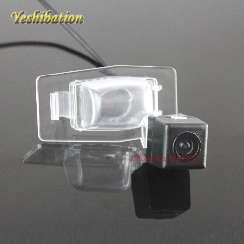 Car Rear Camera For Mazda MPV 2000~2006 Reversing Park Camera High Definition License Plate Light DIY