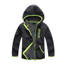 2fa07a084 New spring autumn children baby boys girls hoodies kids casual fashion  polar fleece hoodies sweatshirts high · 2 Colors Available