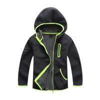 New Spring Autumn Children Baby Boys Girls Hoodies Kids Casual Fashion Polar Fleece Hoodies Sweatshirts High