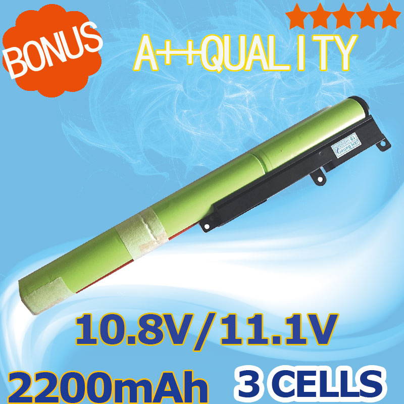 <font><b>2200mAh</b></font> Laptop <font><b>Battery</b></font> A31N1601 for Asus F541UA X541SA X541SC X541U X541UA X541UV R541UA R541UJ R541UV image