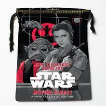 J&w85 hot Star Wars Custom Printed  receive Bag Compression Type drawstring bags size 18X22cm W725&l85DW