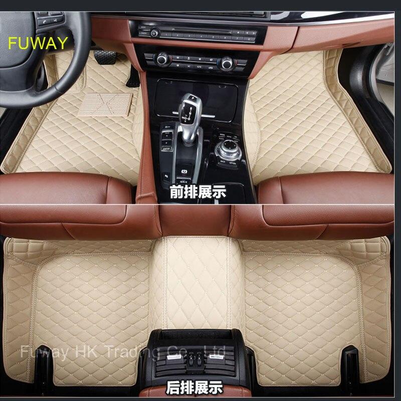 Personnalisé de voiture tapis de sol pour isuzu tous les modèles D-MAX MU-X même structure intérieur de voiture accessoire styling de voiture tapis de sol