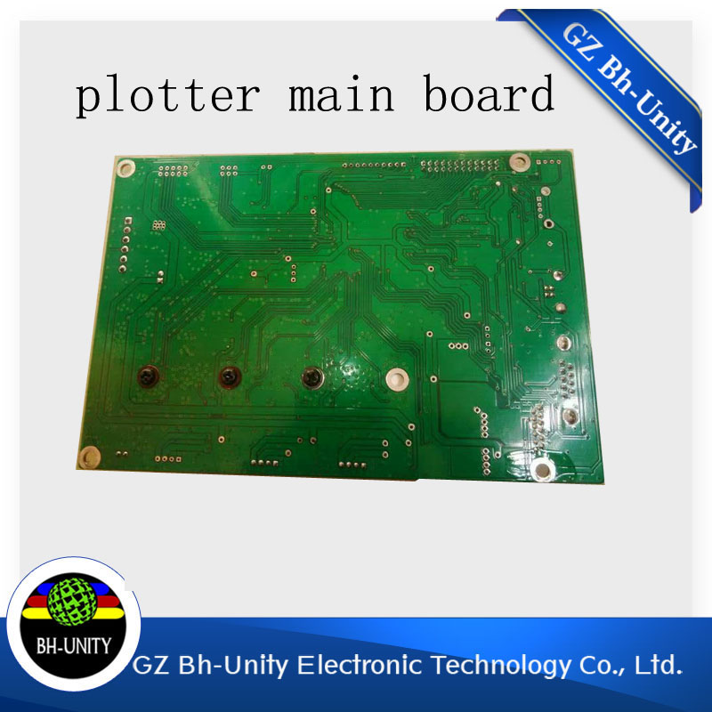 Hot sales!!1PC plotter machine spare parts main board on selling hot parts