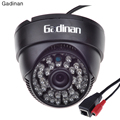 Gadinan 720P/960P IP Camera Indoor Securiy Dome 3.6mm Lens 48pcs IR Board HD Network CCTV IP Camera P2P ONVIF H.264
