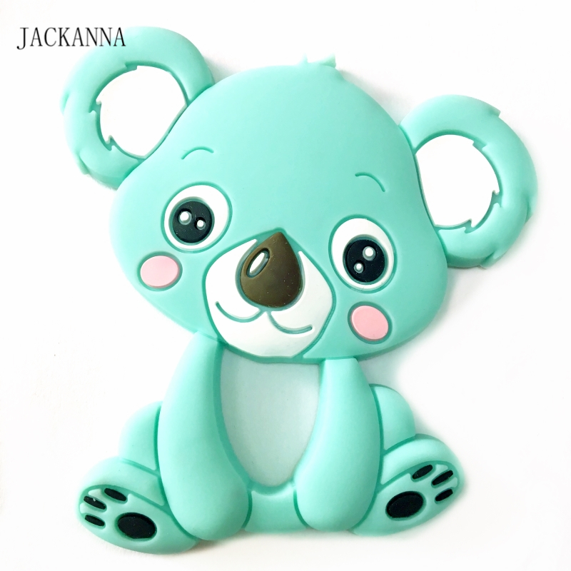 Sconto koala silicone massaggiagengive bpa libero del bambino