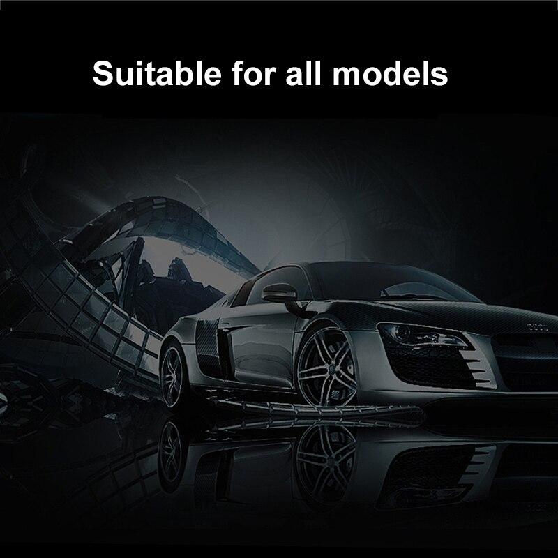 1pcs New car door wireless welcome lamp universal projection lamp wireless spotlight infrared sensor light for car All model (7)
