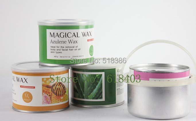 hair removal wax machine kit
