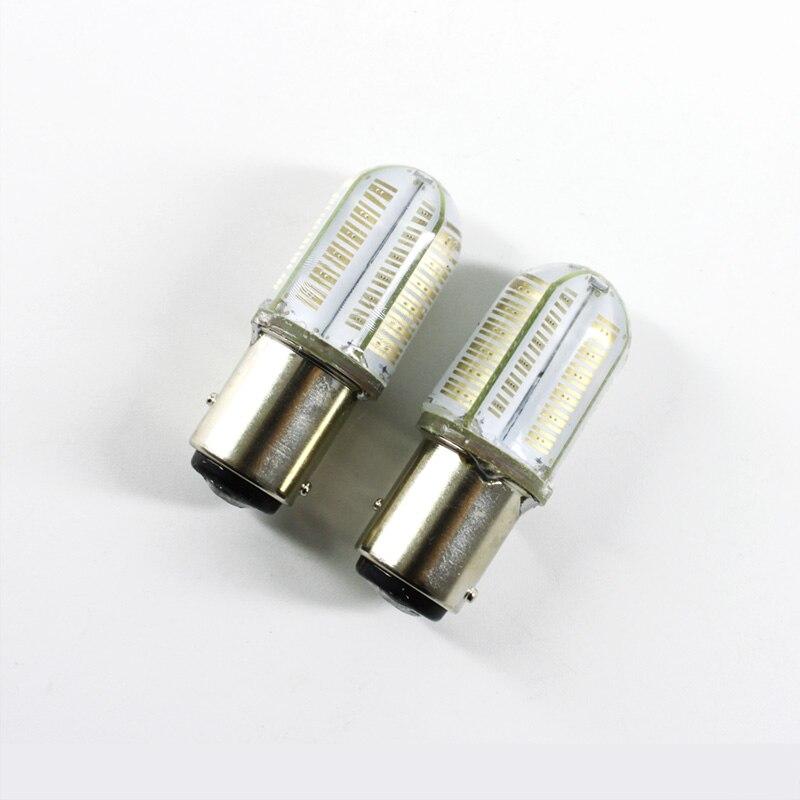 12 В 3 Вт 1157 BAY15D BAZ15D COB светодиодные - Автомобильные фары - Фотография 1