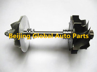 CT26 17201-17010 Turbocharger Rotor Assembly  CT26 Turbo balanced turbine wheel shaft and compressor wheel