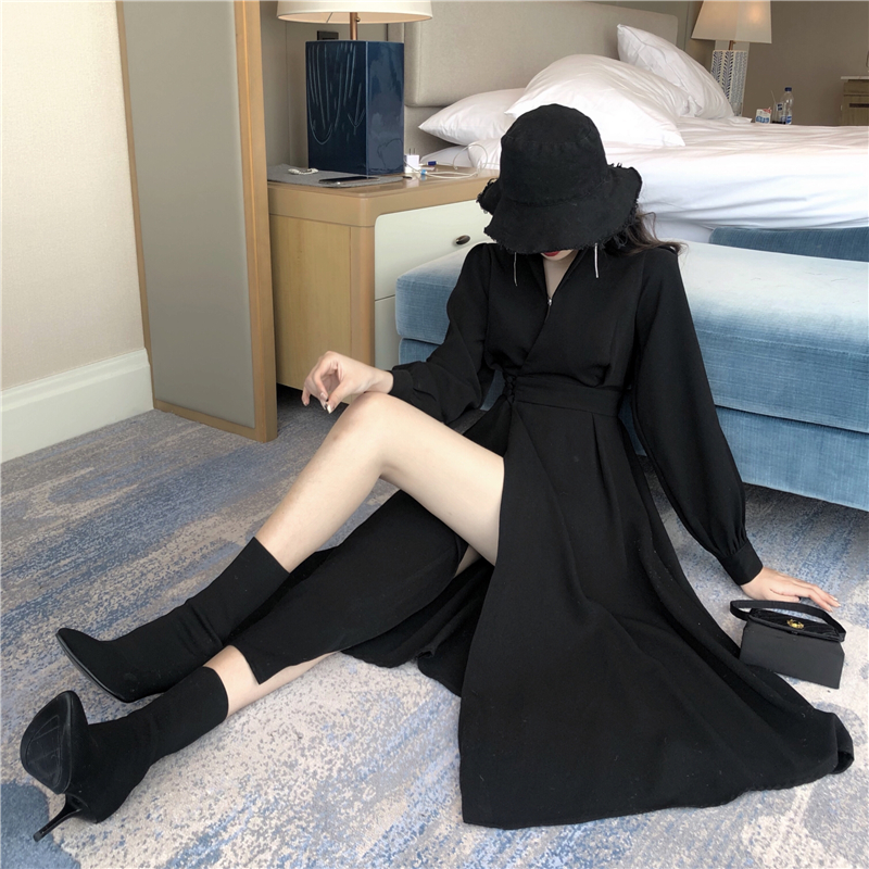 Cheap Wholesale 2019 Spring Summer Autumn Hot Selling Women's Fashion Casual Sexy Dress BP32
