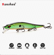 Banshee 200mm 90g swimbait isca articulada lifelike