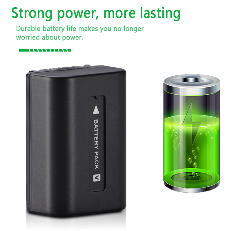 For-Sony-NP-FV50-LCD-USB-Charger-+-1400mAh-NP-FV50_07