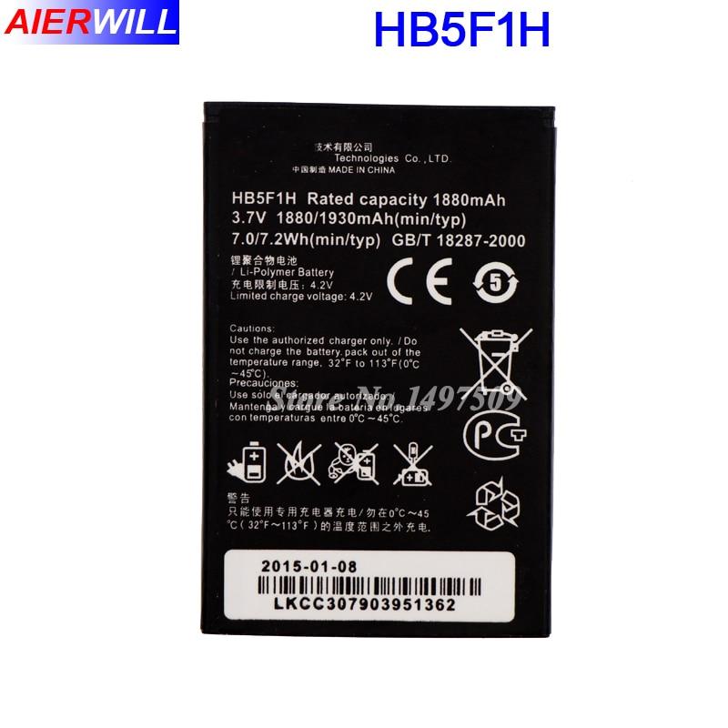 HB5F1H Battery For Huawei Honor U8860 Glory M886 Mercury Cricket Accumulator 1880mAh