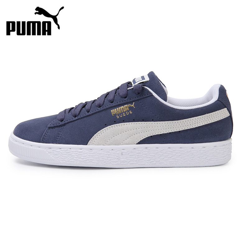 Original New Arrival 2018 PUMA Suede Classic Unisex Skateboarding Shoes Sneakers