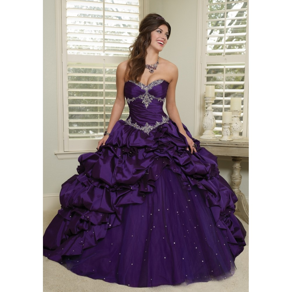 Compare Prices on Purple Quinceanera Dresses- Online Shopping/Buy ...