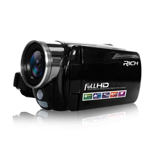 """Buy Portable Infrared Video camera 1080P HD 16x Zoom 3.0"""" TFT LCD Digital Video Camcorder Camera DV DVR Support for night shooting"""
