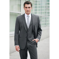 2017 Hot Sale Custom New Design Groom Tuxedos Palace Groomsmen Best Man Suit Men Wedding Suits Bridegroom (jacket+pants+vest)