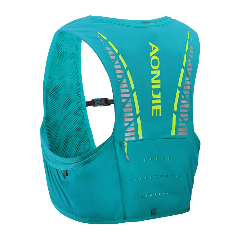 AONIJIE C933 5L deporte al aire libre mochila maratón Trail Running hidratación chaleco paquete para 2L bolsa de agua ciclismo bolsa de senderismo - 2