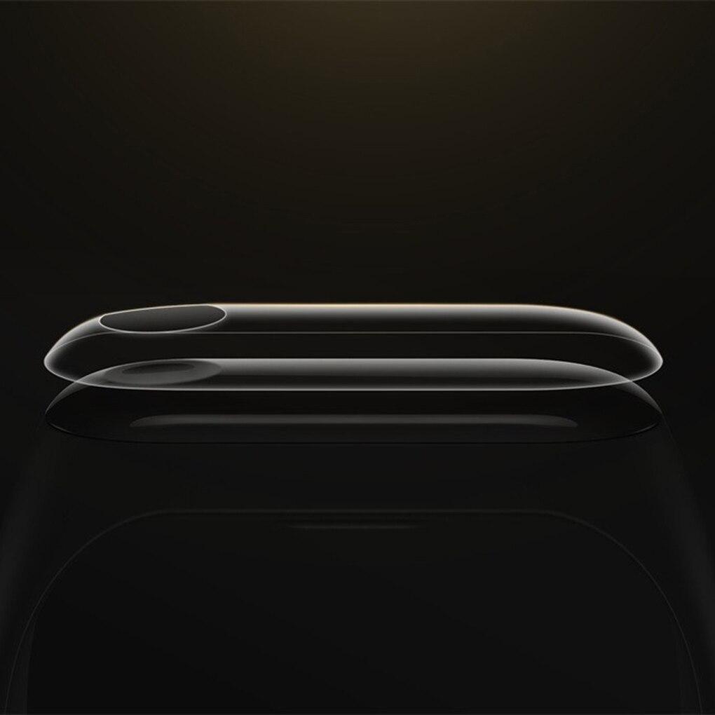 5 шт. для Xiaomi mi Band 3 Защита экрана для Xiaomi mi Band 3 умный Браслет защитная пленка mi band 3 пленка