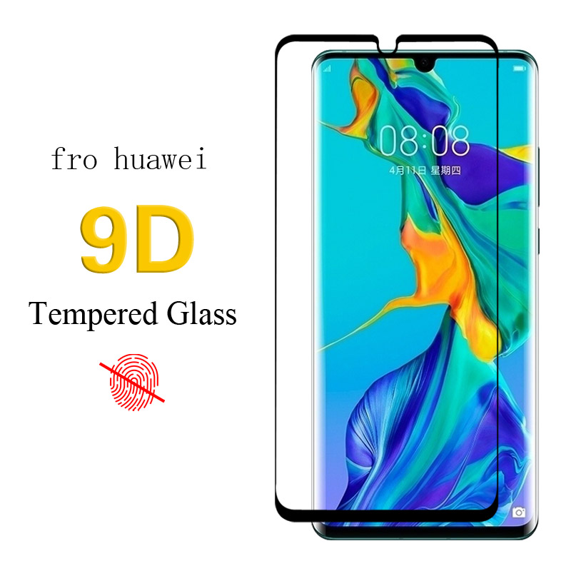 9D tempered film for Huawei P20 P30 ultra-thin scratch-resistant For pro glass front