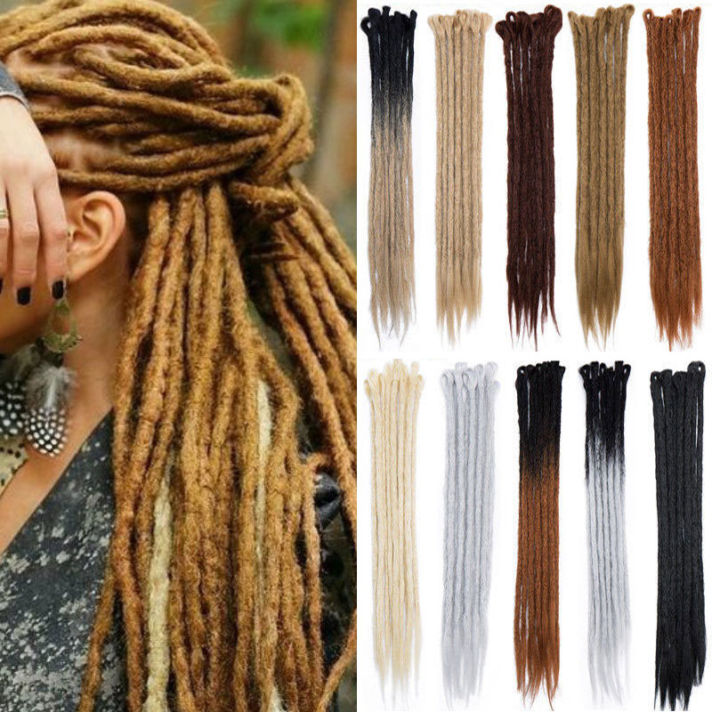 Hair Extensions & Wigs S-noilite 100g/pack 24inch Braiding Hair Ombre Two Tone Colored Jumbo Braids Hair Synthetic Hair For Dolls Crochet Hair Clear And Distinctive Jumbo Braids