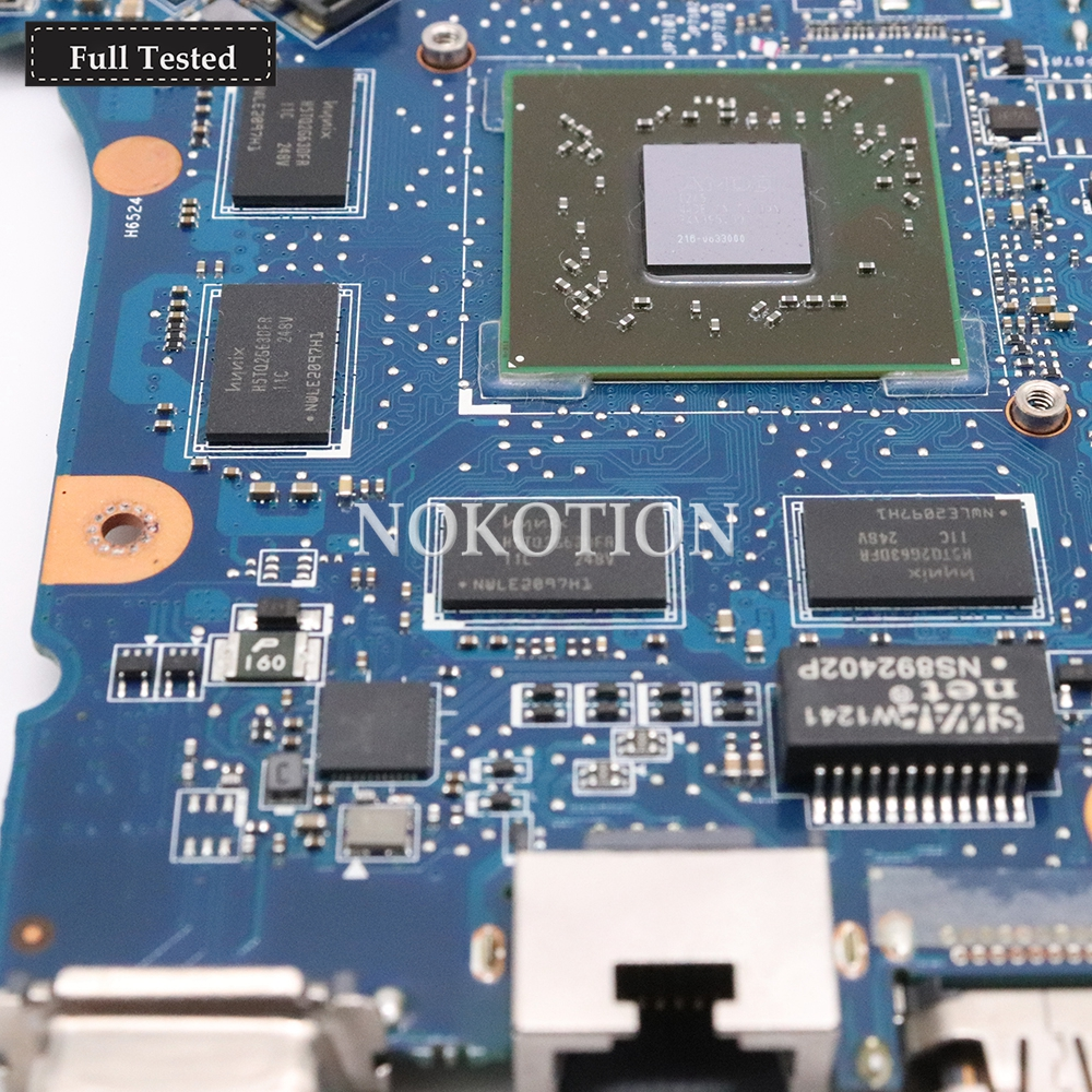 motherboard graphics NOKOTION H000051770 Main board For Toshiba Satellite C850 laptop motherboard HD7670M 2GB graphics memory DDR3 Full tested (3)