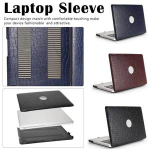 PU Leather Cover Laptop access