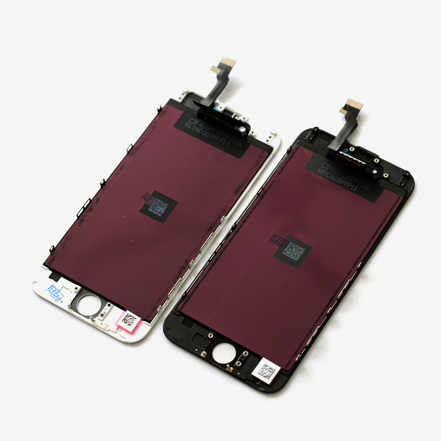 replacement parts For iPhone 6 LCD Display With Glass Touch Screen Digitizer Assembly AAA Quality No Dead Pixel Free Shipping