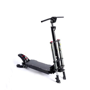 Image 1 - 8/10/11 inch Double Aluminum Alloy Drive Frame Electric Scooter Frame