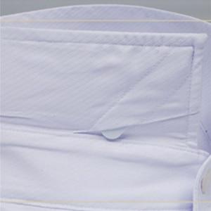 """Image 4 - Jovivi 2 """" 3"""" סנטימטרים גבוהה באיכות נירוסטה צווארון נשאר מתנות BF עסקים בן גברים חולצה עצם Stiffeners מוסיף"""