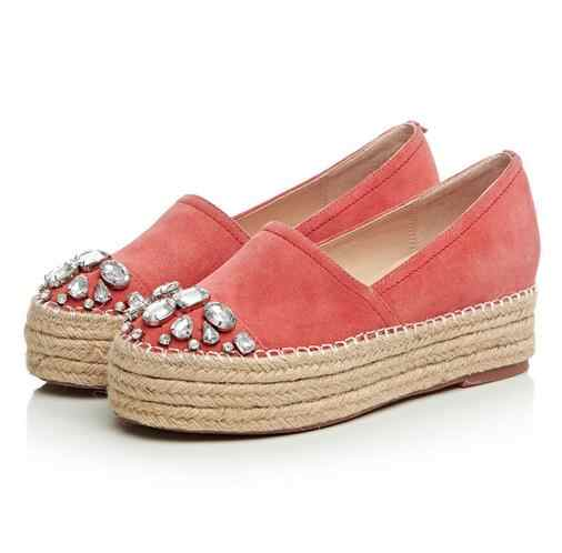 ca2980b2d5 Detail Feedback Questions about Canvas Espadrilles Women Sequin Cute ...