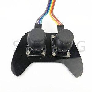 Image 3 - 4DOF манипулятор arduino, Роботизированный пульт дистанционного управления ps2 mg90s SNAM1900