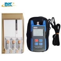 TL 512 Handheld Optical Power Meter tl512 Laser Light Source Fiber Power Tester, 1310nm to 1550nm Output Wavelength