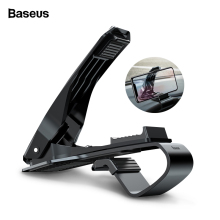 Baseus Dashboard Car Phone Holder For iPhone X 8 7 Samsung S9 S8 Mobil