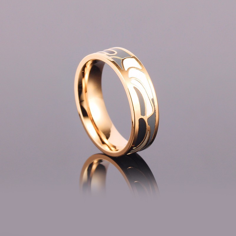 R&X 6mm Stainless Steel Rings F