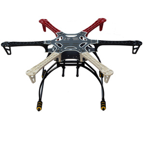 Image 2 - F550 Hexacopter Frame With Landing Gear kit w/ APM2.8 Flight control 7M GPS A2212 1000KV 30A ESC Flysky FS i6 TX For Rc Drone