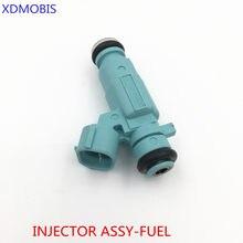 Inyector ASSY-FUEL boquilla de la Asamblea para Hyundai ELANTRA 2011 de 2014 de 2016 IX25 VENGA 10 SOLARIS 11-16 para KIA RIO 35310-26600