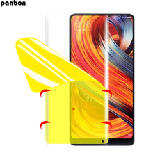3D Soft Full Cover Hydrogel Screen Protector For Xiaomi Mi mix mix2 mix2S mix3 Protective Film mi mix 2 2S 3 Not Glass