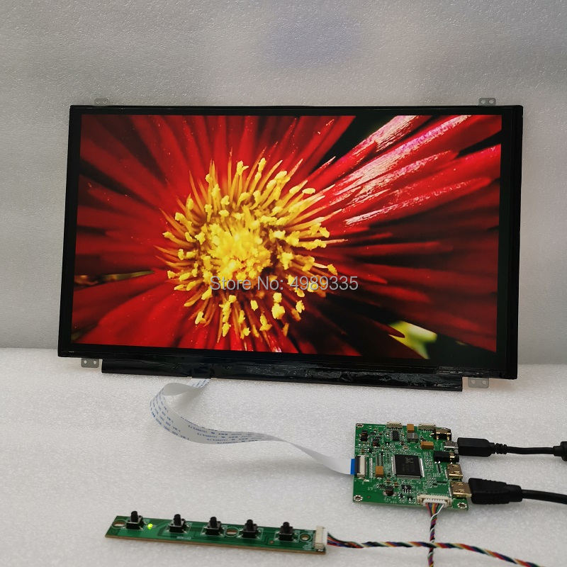 New 15.6-inch Display Module Kit HDMI 1920X1080IPSUSB5V Power Supply Solution Development Monitor Display