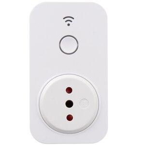Image 5 - Broadlink SP3 SP2 SP3S Contros ワイヤレス無線 Lan タイマーソケットリモート電源プラグ IOS Android のリモートコントロールスマートホームオートメーション