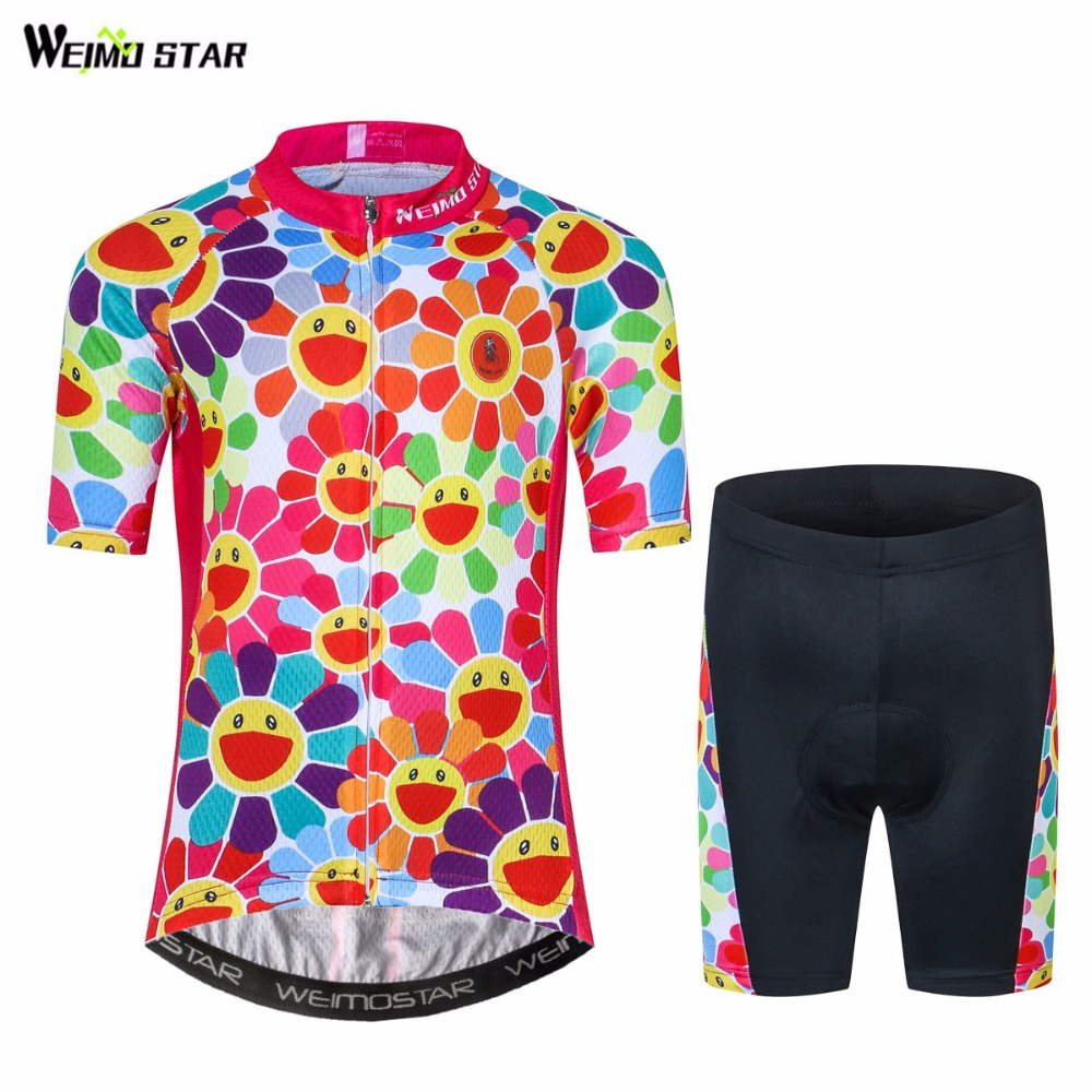 WEIMOSTAR Bike Jersey Children Clothing Mtb-Maillot Racing Ropa-Ciclismo Summer Outdoor