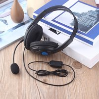 10PCS Wired Gaming Headset Headphones with Microphone for Sony PS4 PlayStation 4