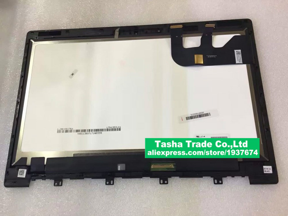 13.3 For ASUS Transformer Book Flip TP300 TP300LA TP300LD LCD Touch Screen Assembly Display 1920*1080 with frame13.3 For ASUS Transformer Book Flip TP300 TP300LA TP300LD LCD Touch Screen Assembly Display 1920*1080 with frame