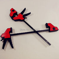 2PCS 12 (300mm) Quick Release Woodworking Clamp
