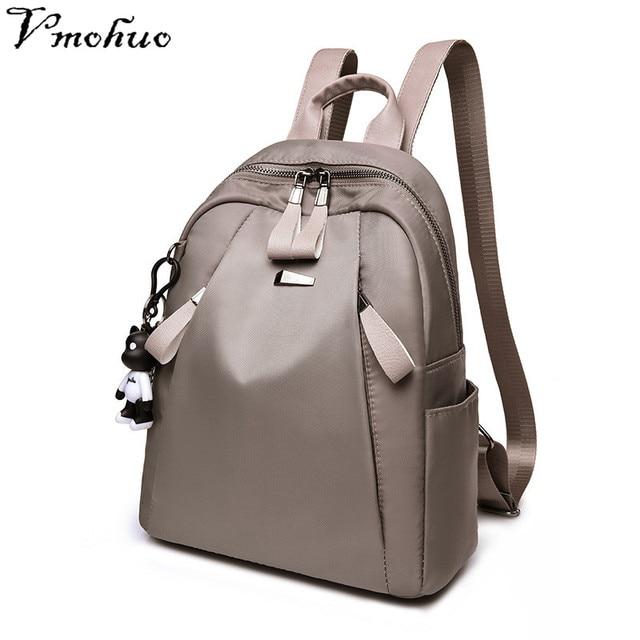 VMOHUO Oxford Women Backpack Waterproof Female Backpacks Fashion Schoolbag  For Teenager Girls High Quality Shoulder Bag 1adb59acdce6c