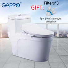 GAPPO Smart Toilet Seats 4 Models Available Panel Control Intelligent Bidet Cover Elongate Multi-function Washing