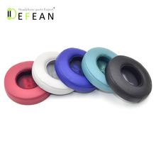 Defean almofada para fones de ouvido, almofada para fones de ouvido sem fio e bluetooth e35 e45bt e 45