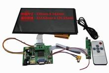 10.1 дюймов DIY Емкостный сенсорный экран комплект для автомобиля экрана 1366*768 DIY Liquid Crystal Display