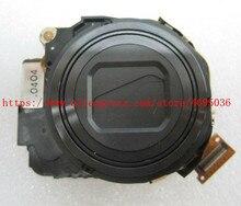 Pieza de reparación de Zoom de lente de cámara para cámara NIKON S6000 S6100 S6150 (Color: plata o negro)